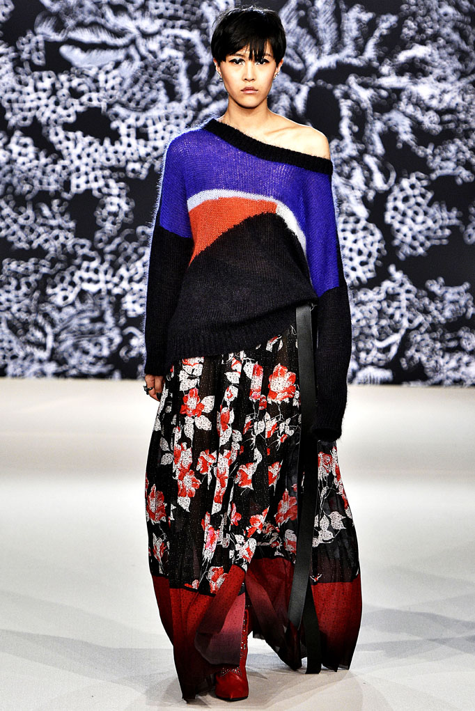 Angelo Marani Milan RTW Fall Winter 2016 February 2016