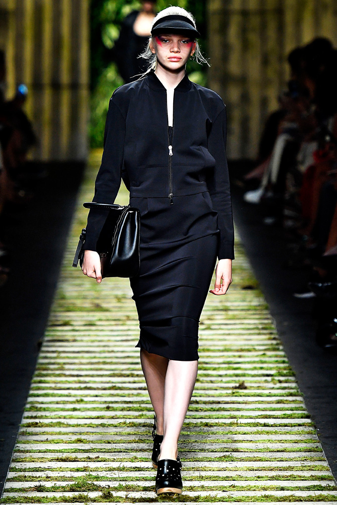 MaxMara Milan RTW  Spring Summer 2017 September 2016