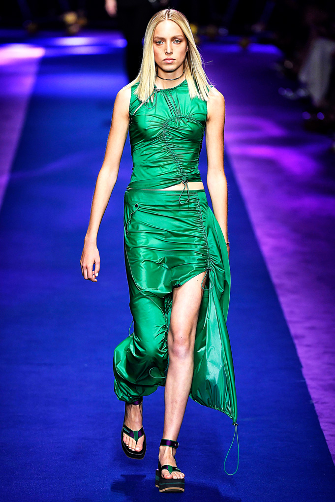 Versace Milan RTW  Spring Summer 2017 September 2016