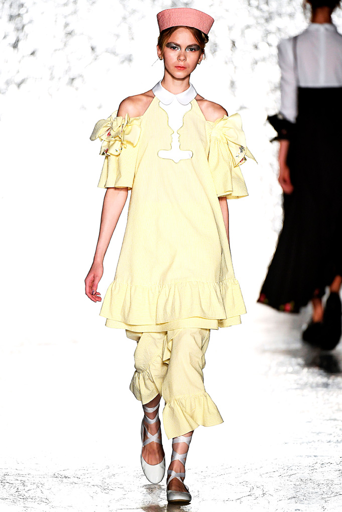 Vivetta Milan RTW Spring Summer 2017 September 2016