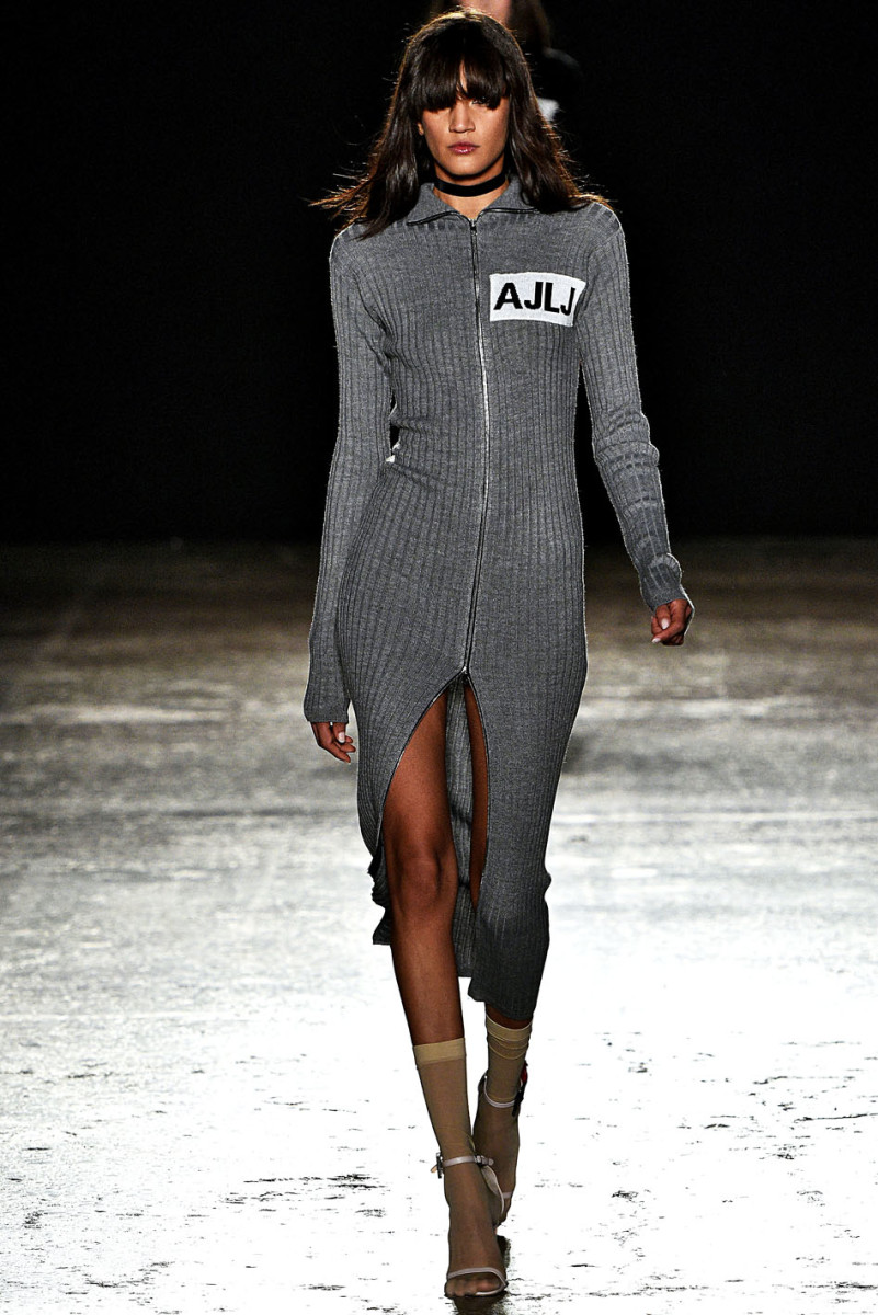 Au jour le jour Milan RTW Fall Winter 2016 February 2016