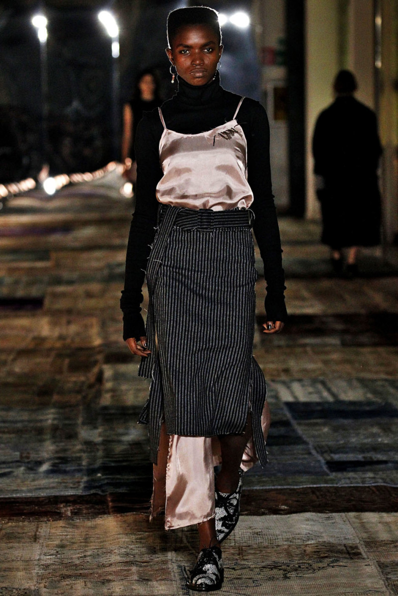 Damir Doma Milan RTW Fall Winter 2016 February 2016