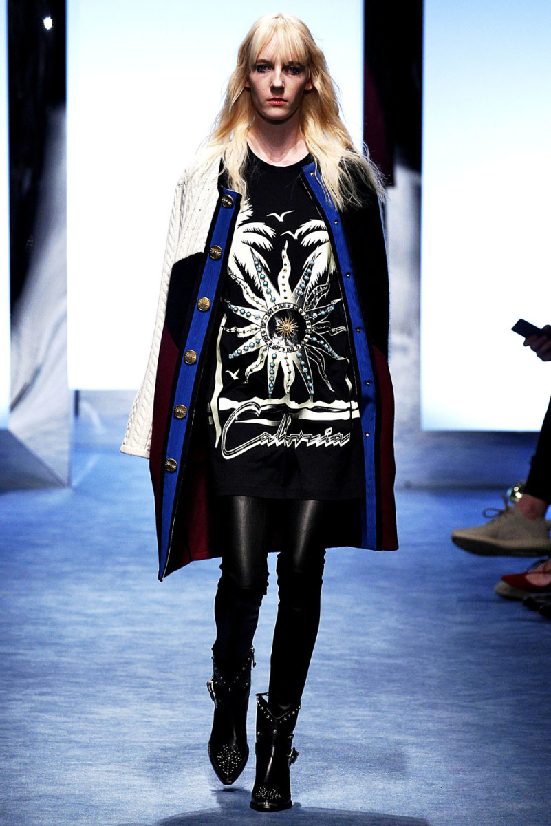 Fausto Puglisi Milan RTW Fall Winter 2016 February 2016