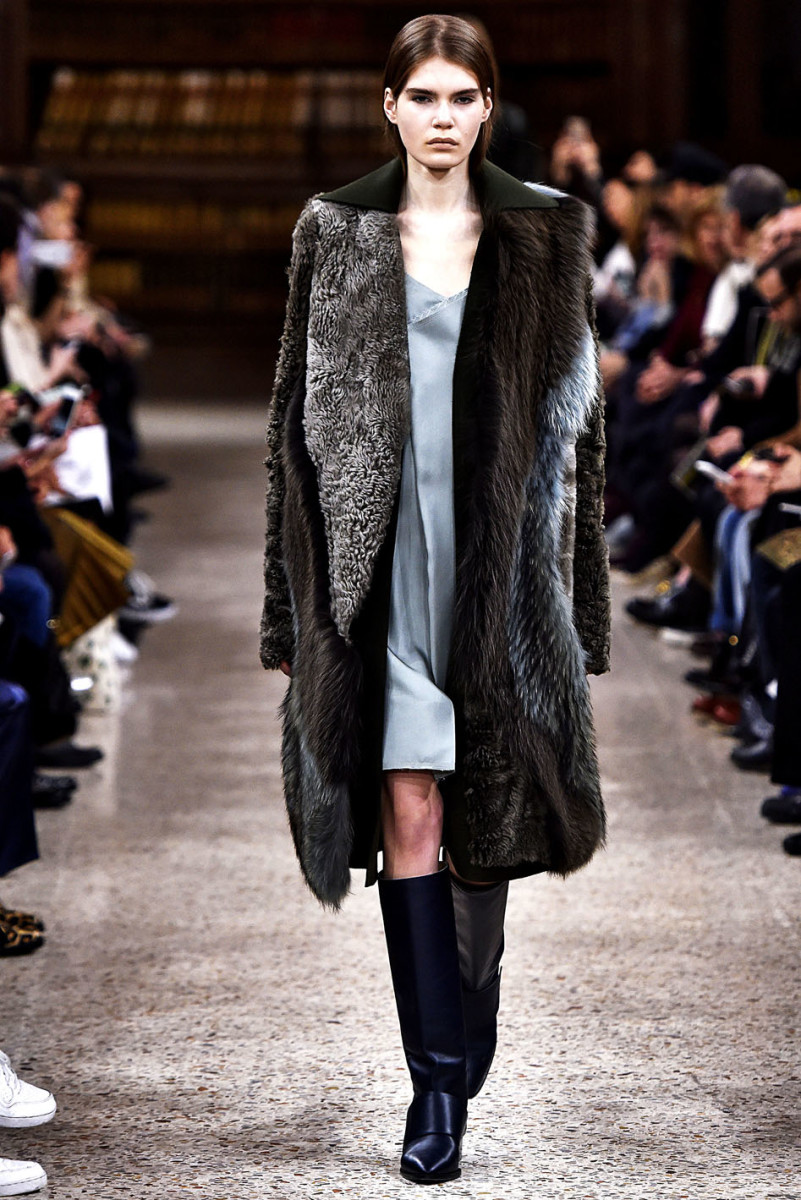 Gabriele Colangelo Milan RTW Fall Winter 2016 February 2016