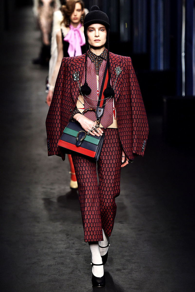 Gucci Milan RTW Fall Winter 2016 February 2016