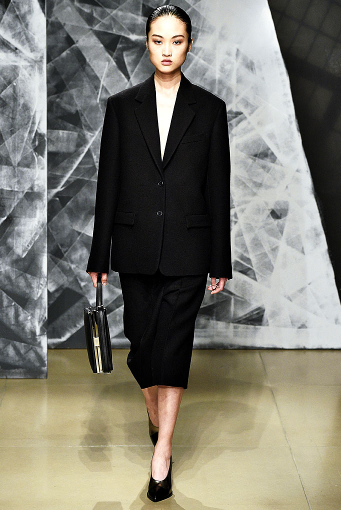 Jil Sander Milan RTW Fall Winter 2016 February 2016