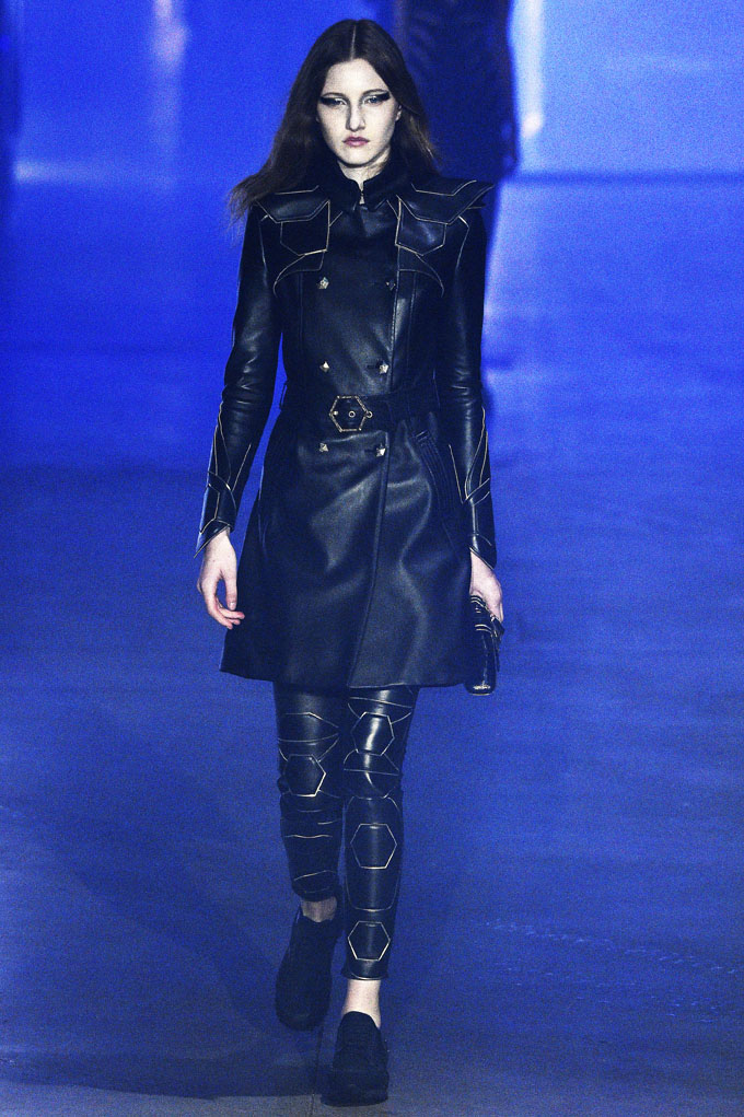 Phillip Plein Milan RTW Fall Winter 2016 February 2016