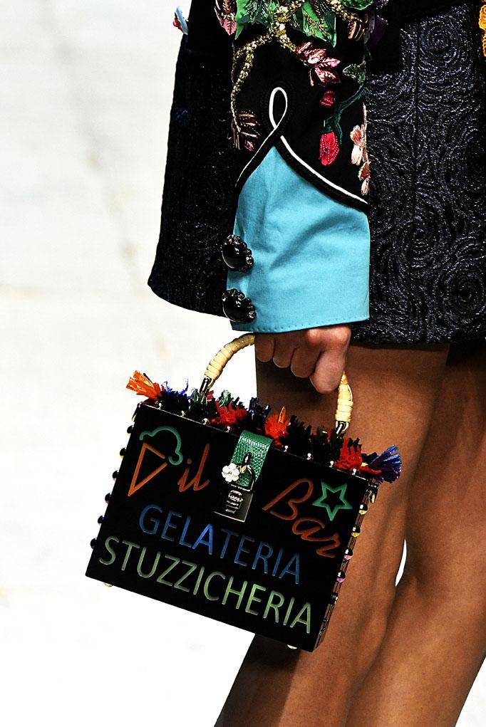 Dolce Gabbana Milan RTW Spring Summer 2017 September 2016