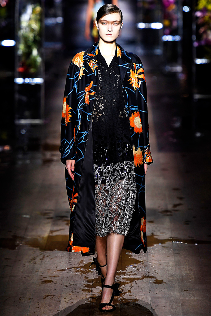 Dries Van Noten Paris RTW  Spring Summer 2017 September 2016