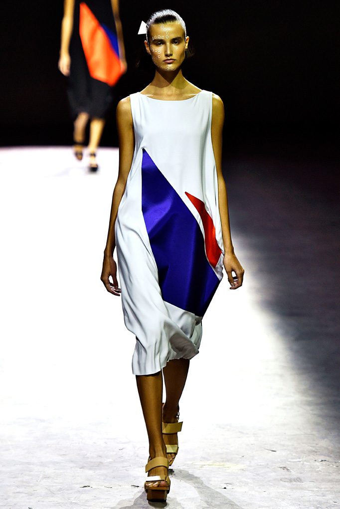 Issey Miyake Paris RTW Spring Summer 2017 September - October 2016
