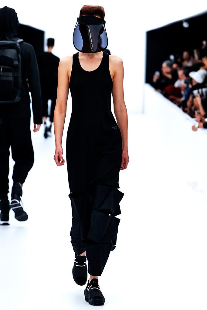Y3 Paris Menswear Spring Summer 2017 June 2016
