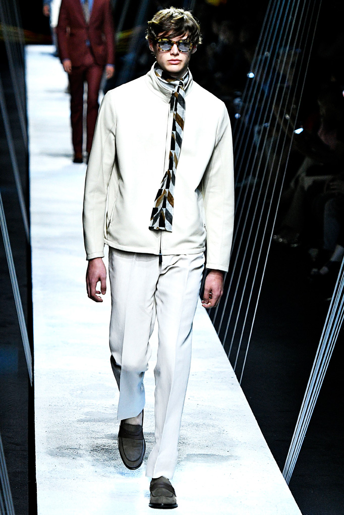 Canali Milan Menswear Spring Summer 2017 June 2016