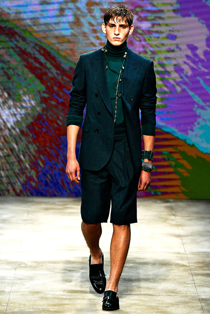 Daks Milan Menswear Spring Summer 2017 June 2016