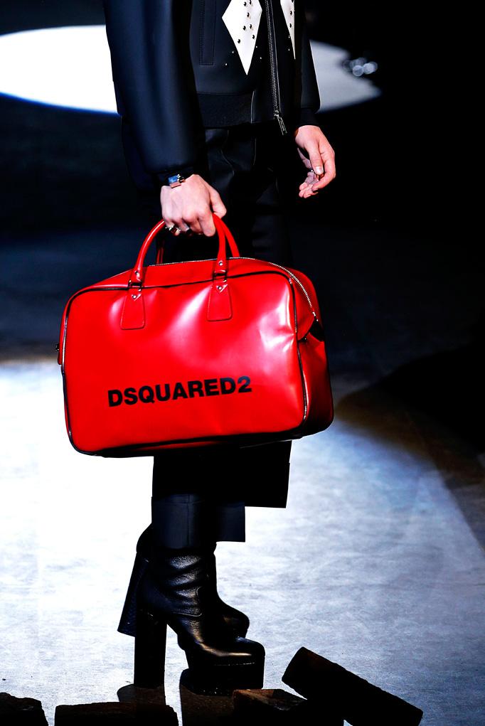 Dsquared2 Milan Menswear Spring Summer 2017 June 2016