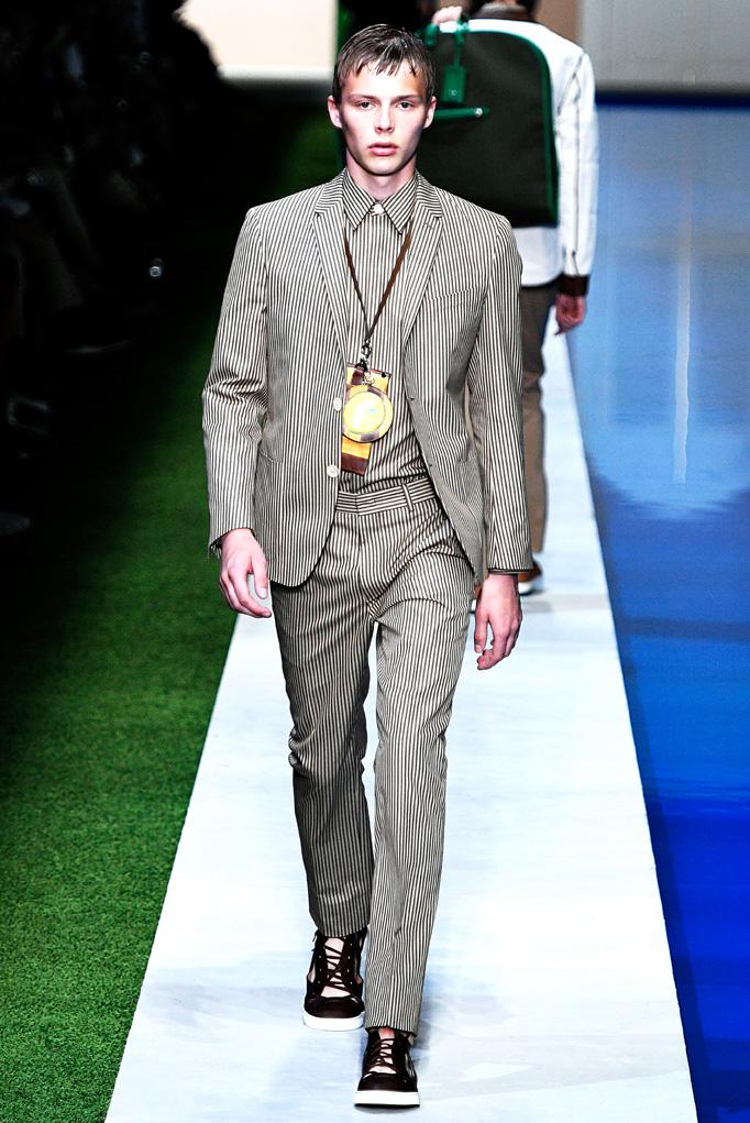 Fendi Milan Menswear Spring Summer 2017 June 2016