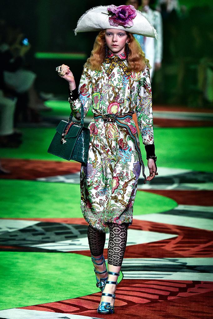 Gucci Milan Menswear Spring Summer 2017 June 2016