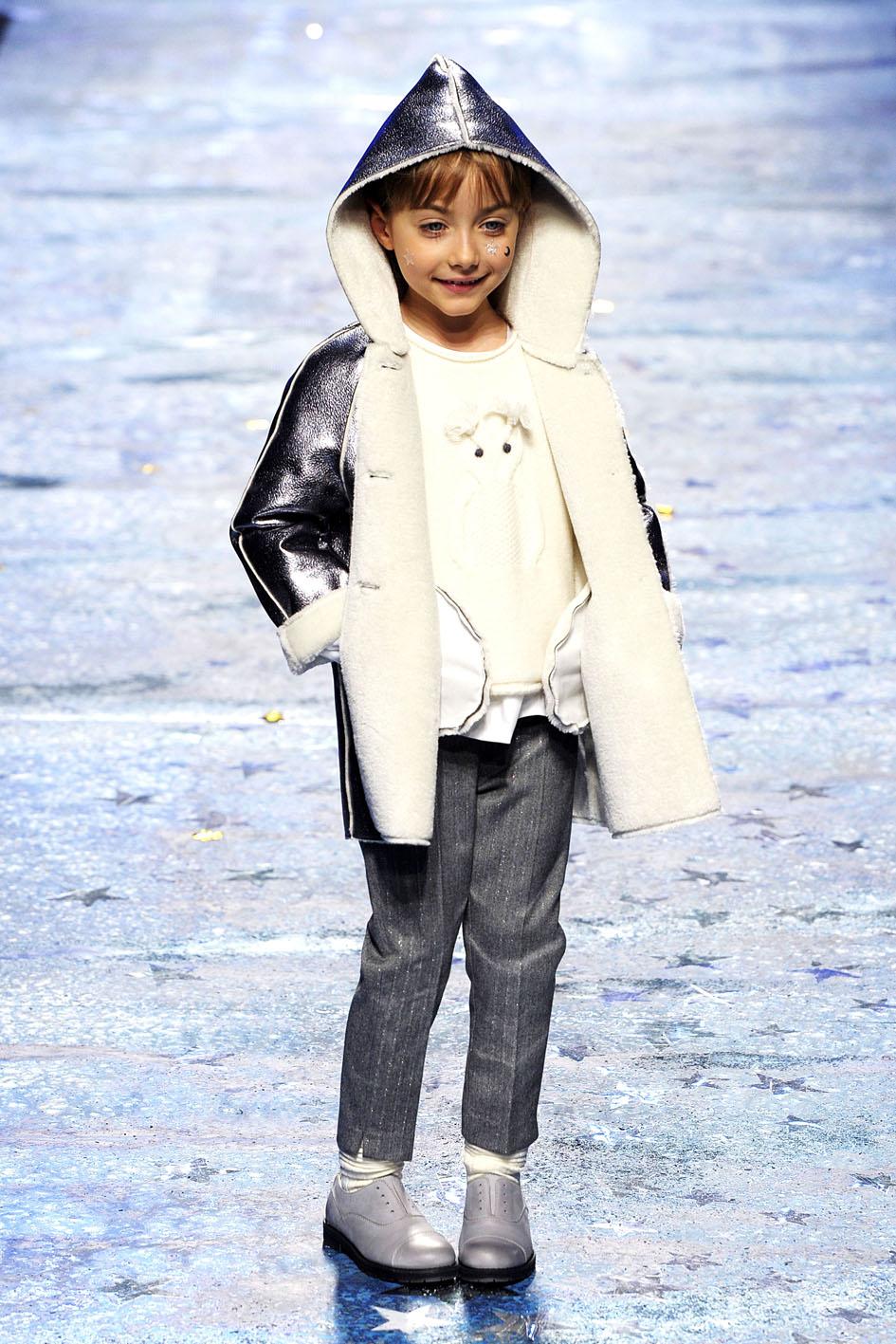 Il Gufo - Pitti Bimbo Kids - fall winter 2016 - Florence - January 2016