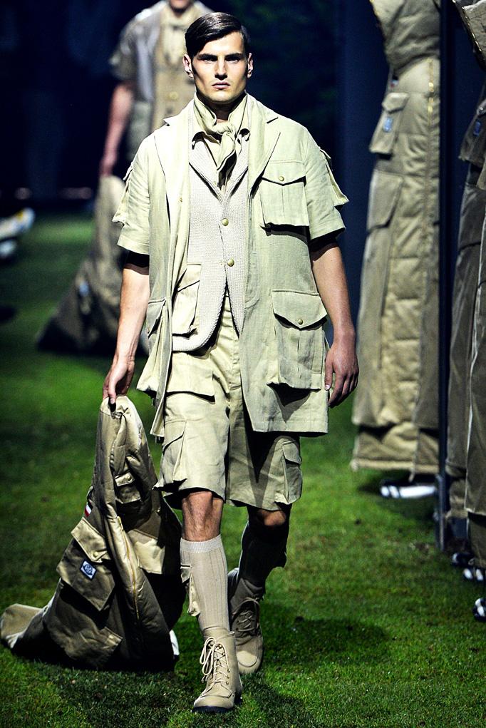 Moncler Gamme Bleu Milan Menswear Spring Summer 2017 June 2016