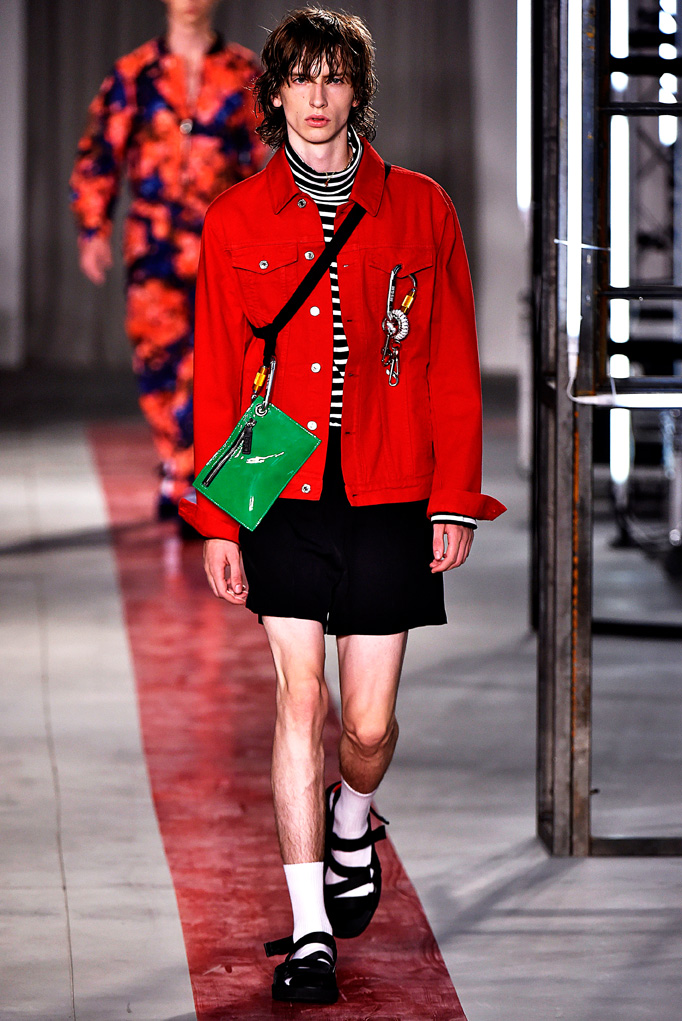 MSGM Milan Menswear Spring Summer 2017 June 2016