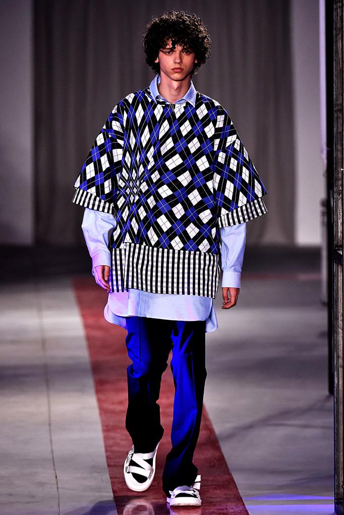 MSGM Milan Menswear Spring Summer 2017