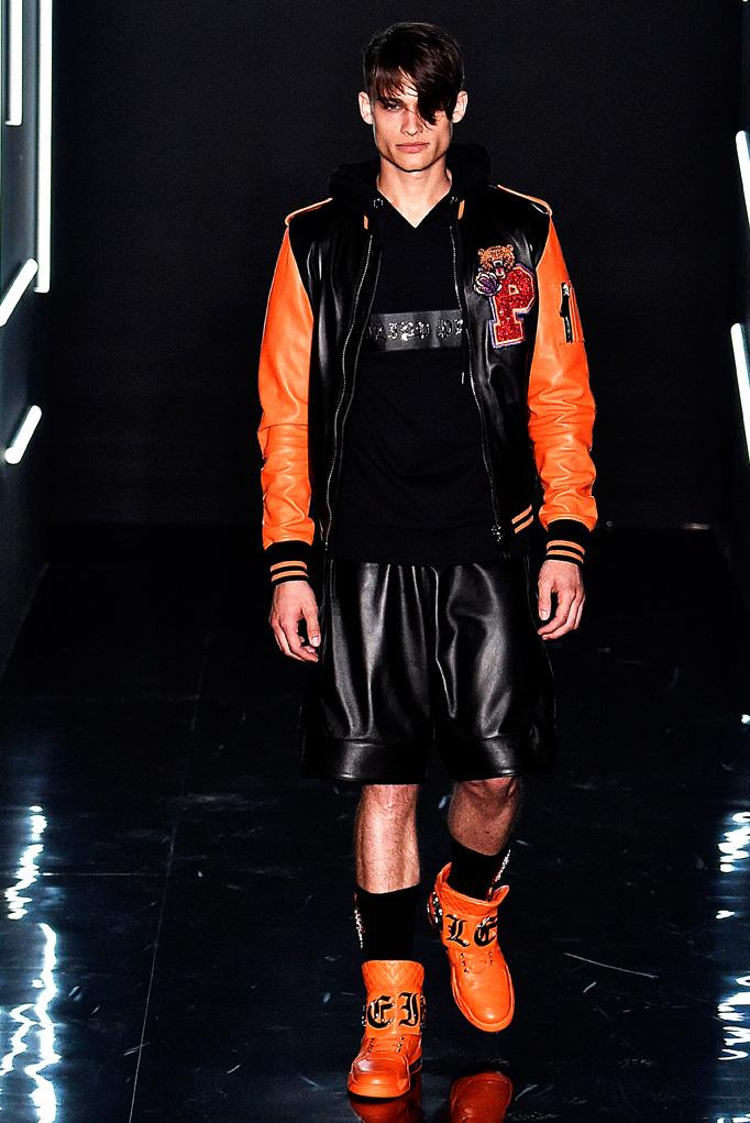 Philipp Plein Milan Menswear Spring Summer 2017 June 2016