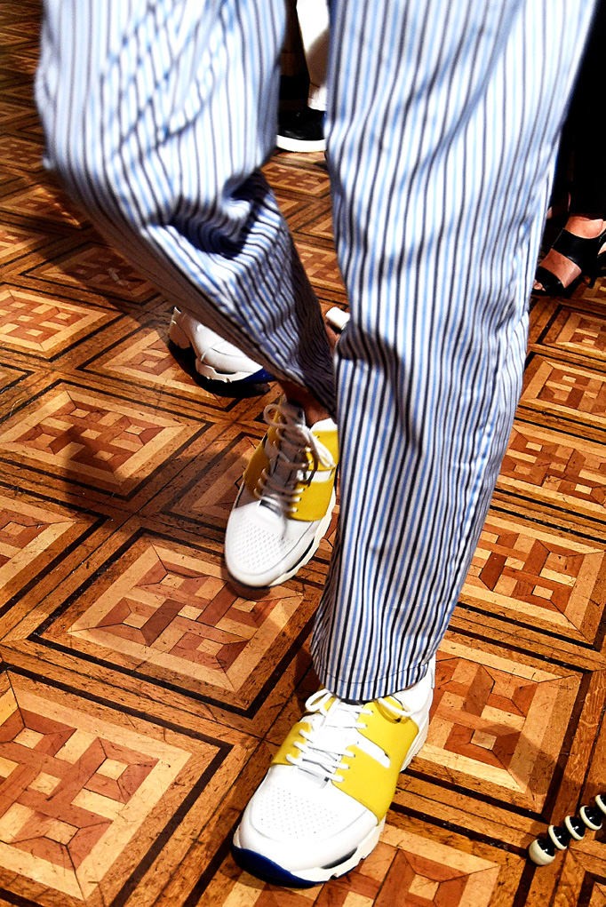 Sunnei Milan Menswear Spring Summer 2017