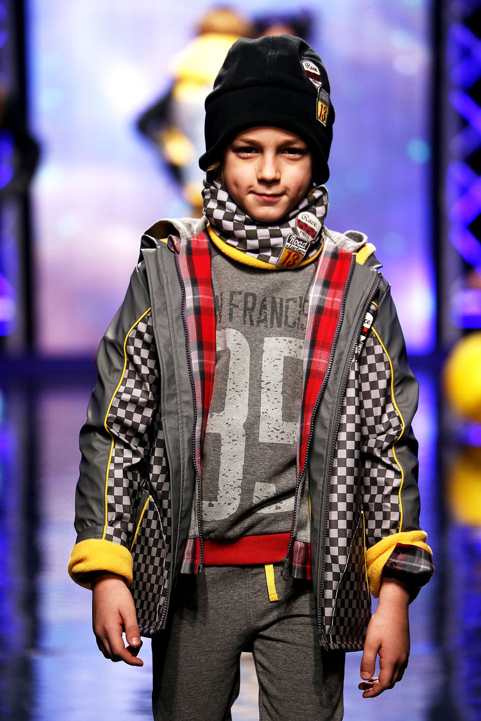 Tuc Tuc - Pitti Bimbo Kids - fall winter 2016 - Florence - January 2016