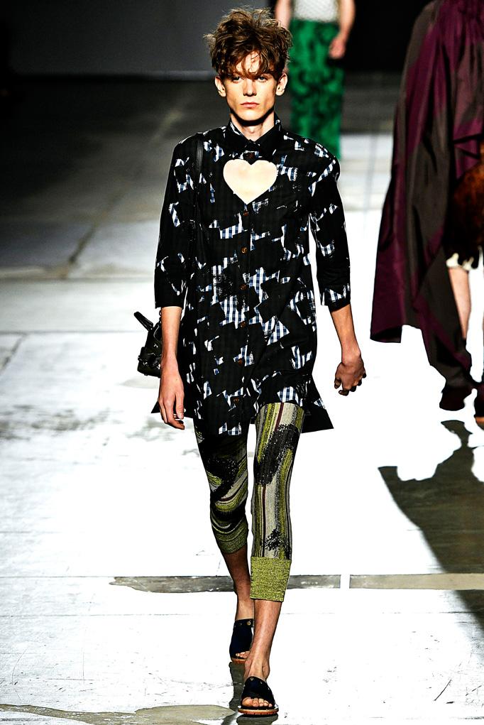 Vivienne Westwood Milan Menswear Spring Summer 2017 June 2016