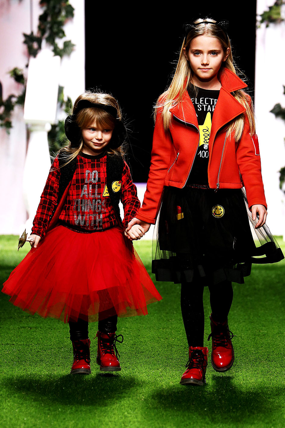 YCLU - Pitti Bimbo Kids - fall winter 2016 - Florence - January 2016