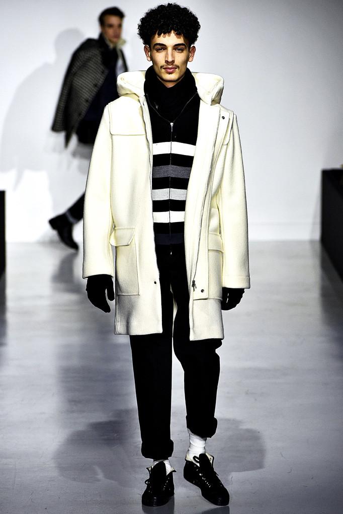 Agnes B Paris Menswear Fall Winter 2017 - January 2017