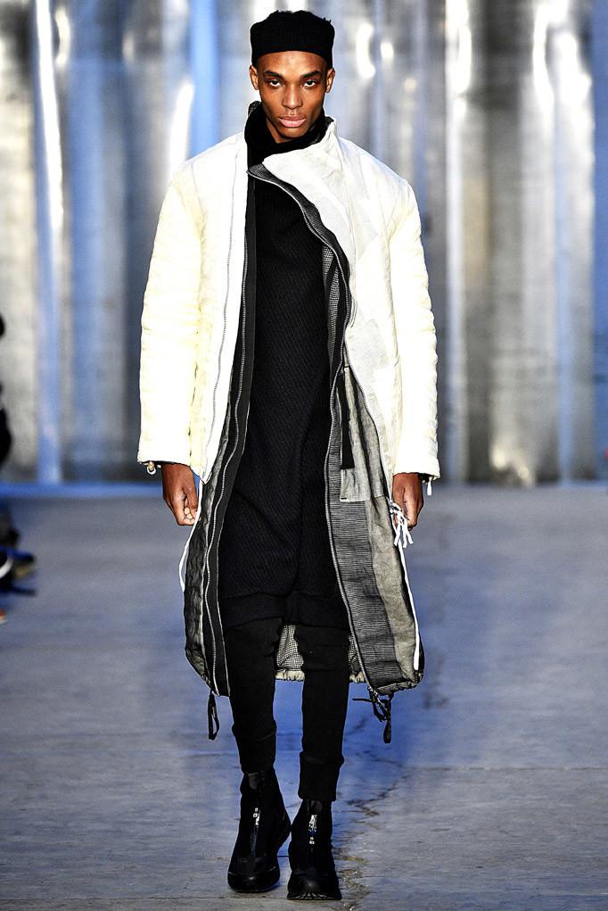Boris Bidjan Saberi Paris Menswear Fall Winter 2017 January 2017