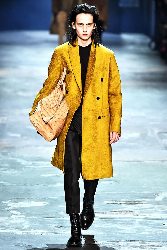 Berluti Paris Menswear Fall Winter 2017 January 2017