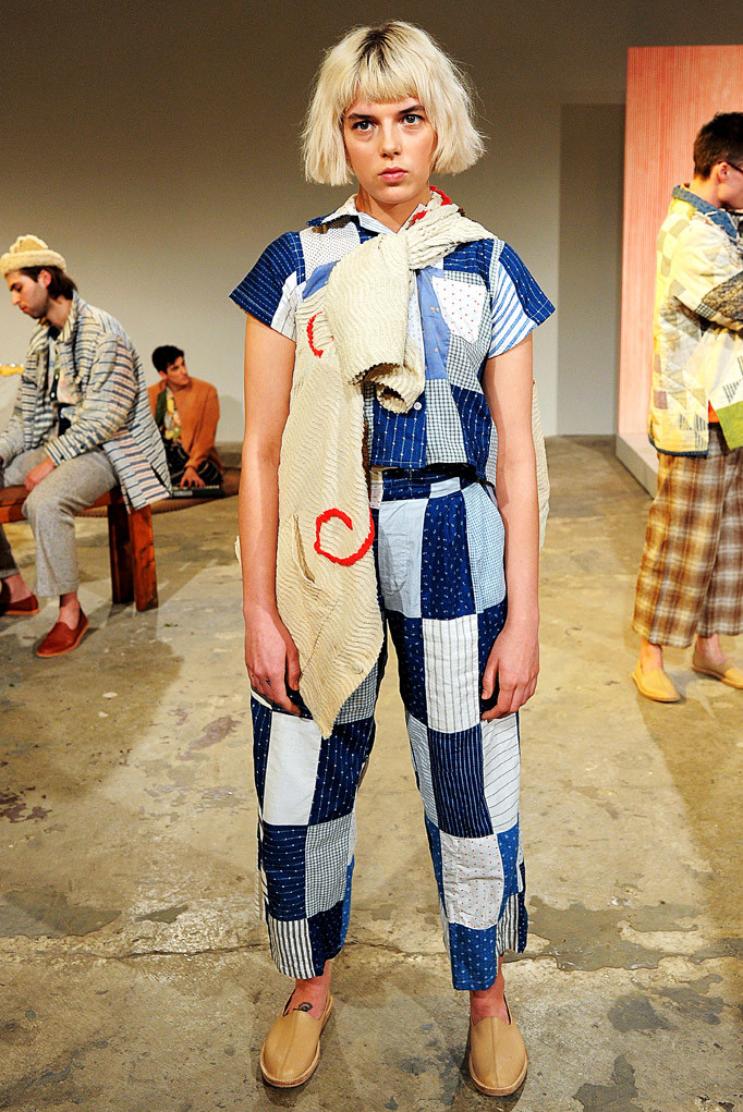 Bode New York Menswear FW17 New York Jan Feb 2017