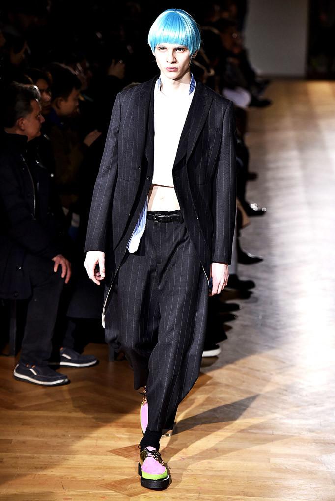 Comme des Garcons Paris Menswear Fall Winter 2017 - January 2017