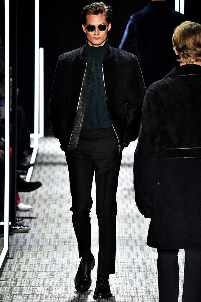 Cerruti Paris Menswear Fall Winter 2017 January 2017