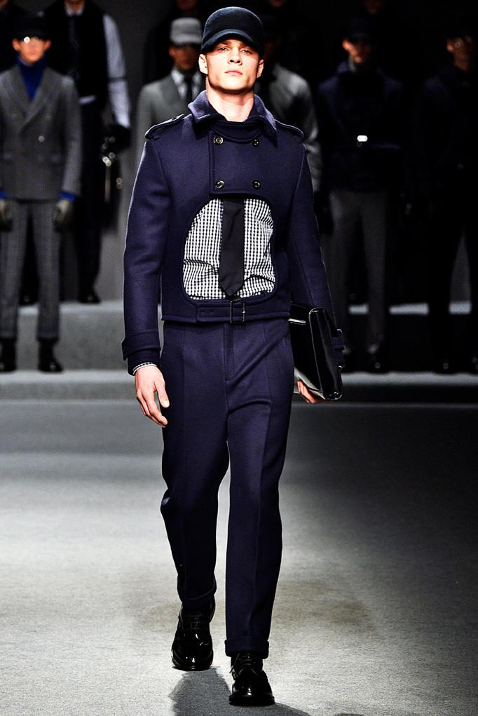 Daks Milan Menswear Fall Winter 2017 January 2017