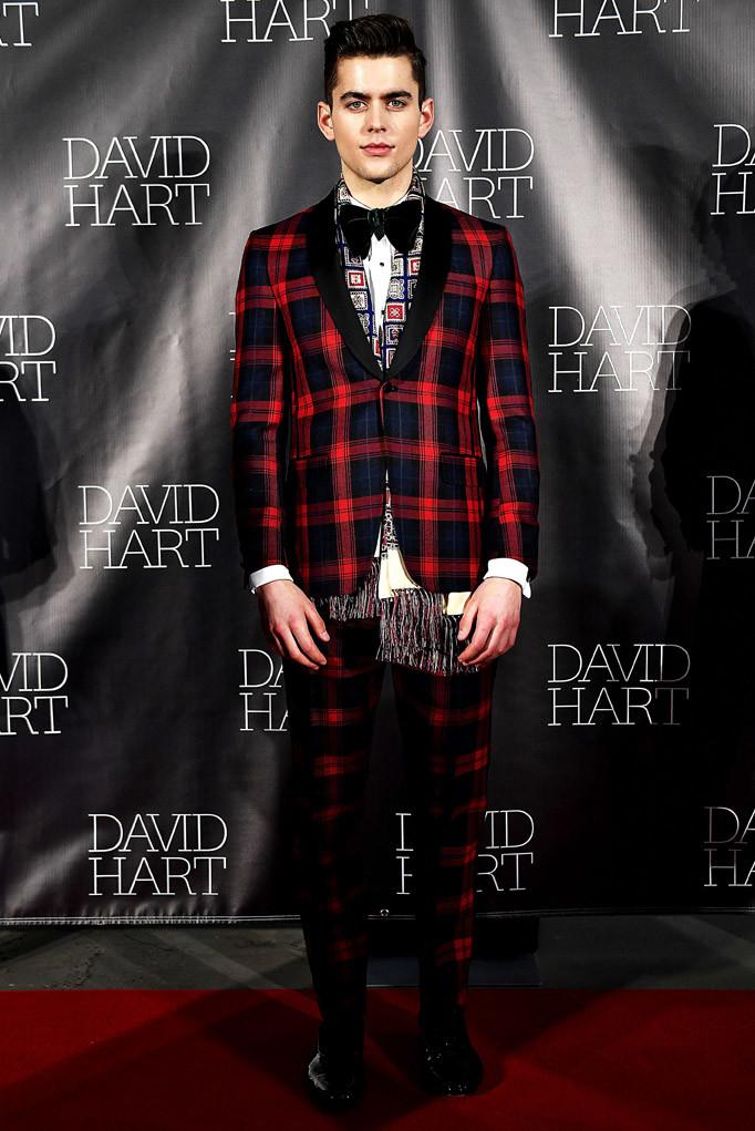 David Hart New York Menswear FW17 New York Jan Feb 2017