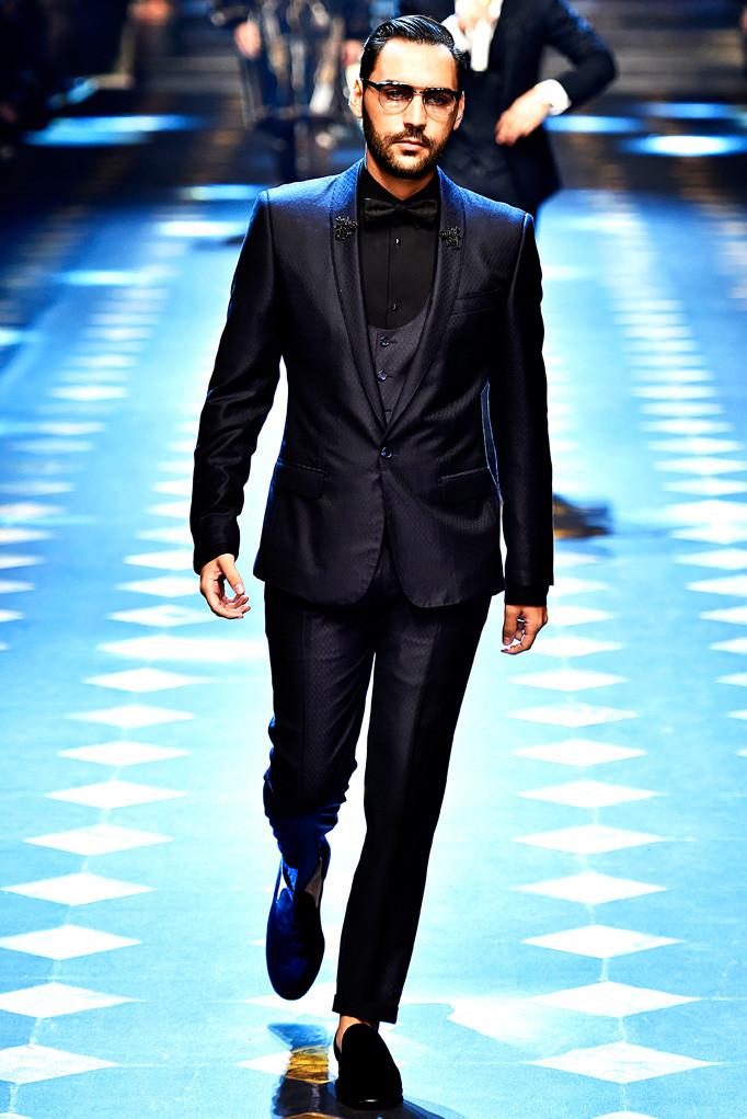 Dolce Gabbana Milan Menswear Fall Winter 2017 - January 2017