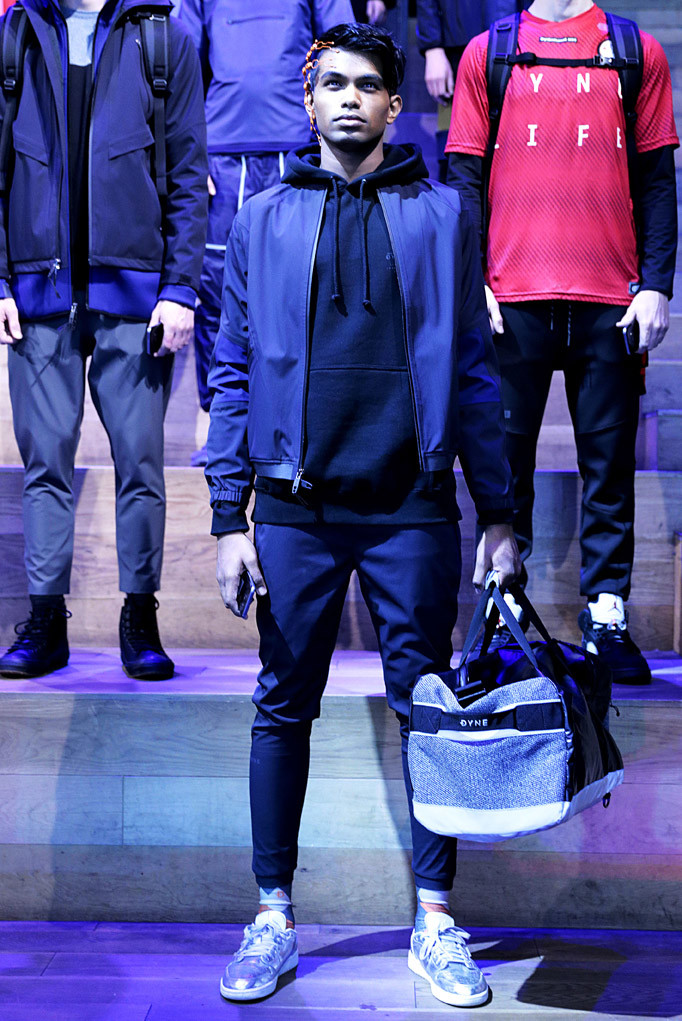 Dyne New York Menswear FW17 New York Jan Feb 2017