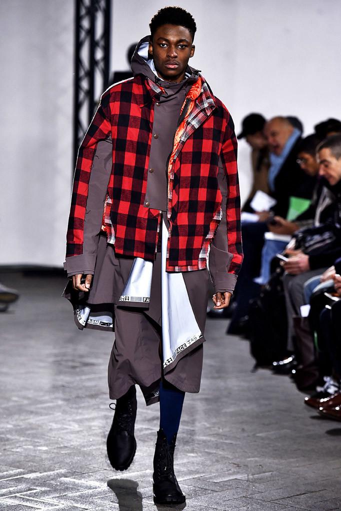Facetasm Paris Menswear Fall Winter 2017 January 2017