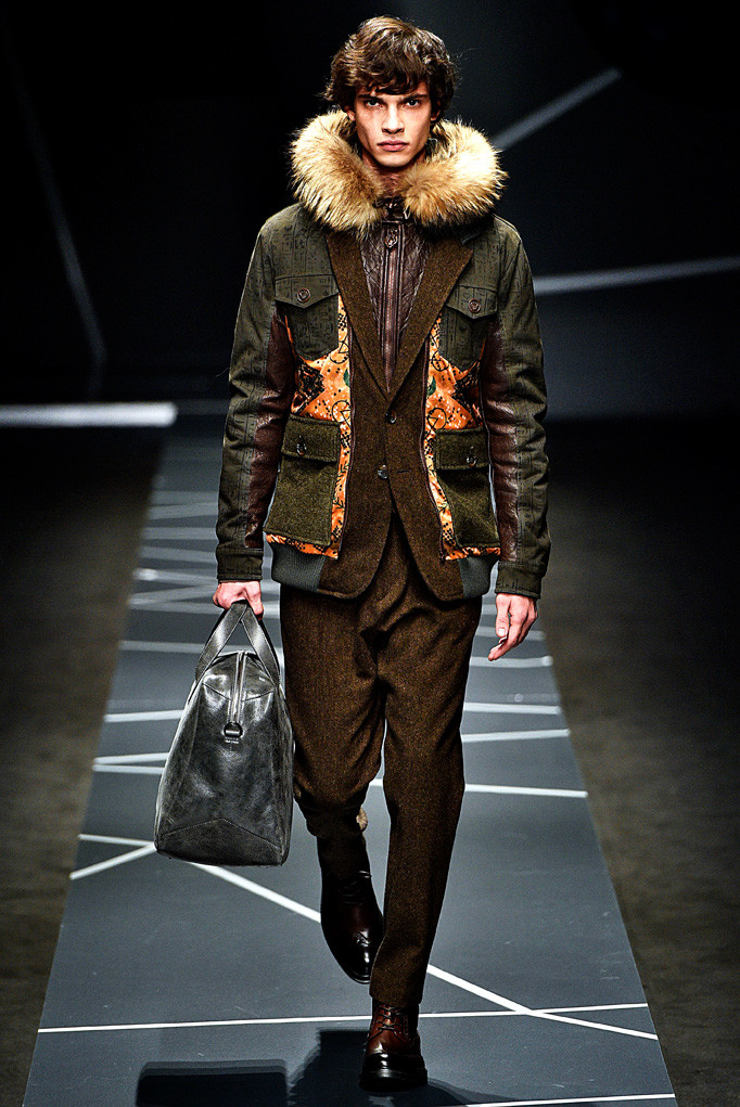 Frankie_Morello Milan Menswear Fall Winter 2017 January 2017