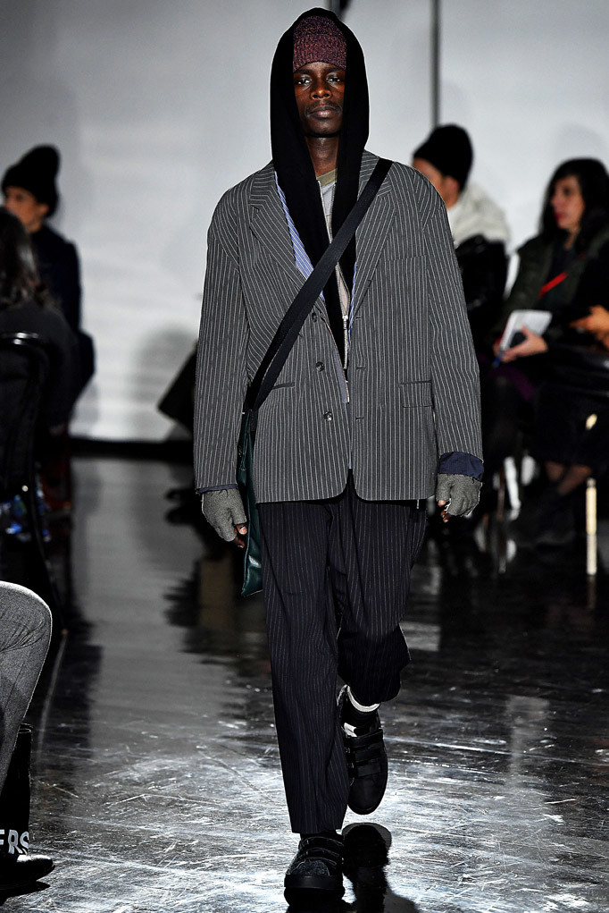 N Hoolywood New York Menswear FW17 New York Jan Feb 2017