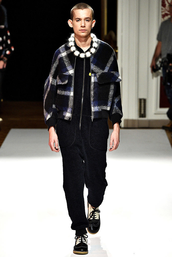 Henrik Vibskov Paris Menswear Fall Winter 2017 January 2017