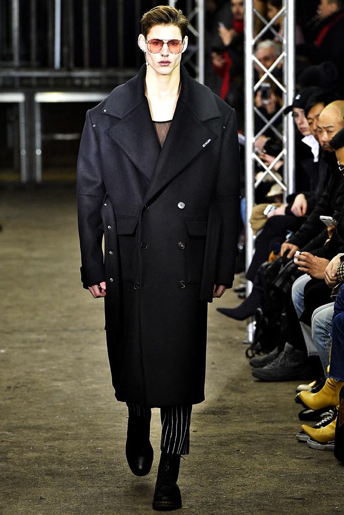 Icosae Paris Menswear Fall Winter 2017 January 2017