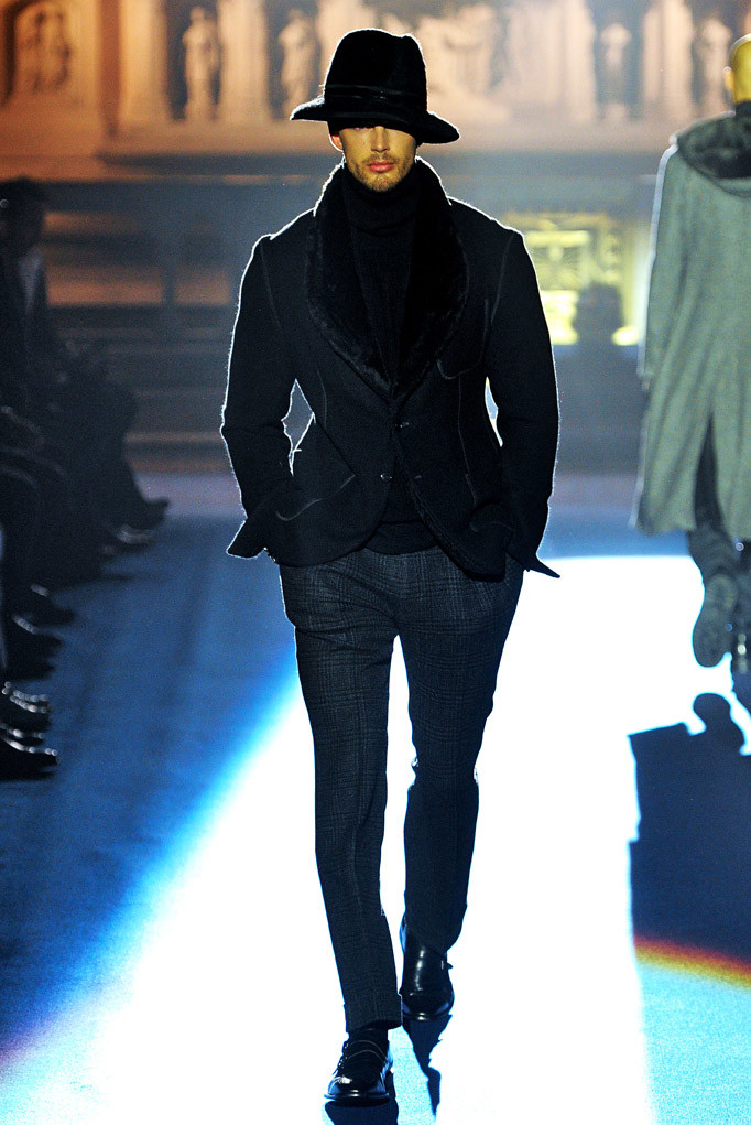 Joseph Abboud New York Menswear FW17 New York Jan Feb 2017