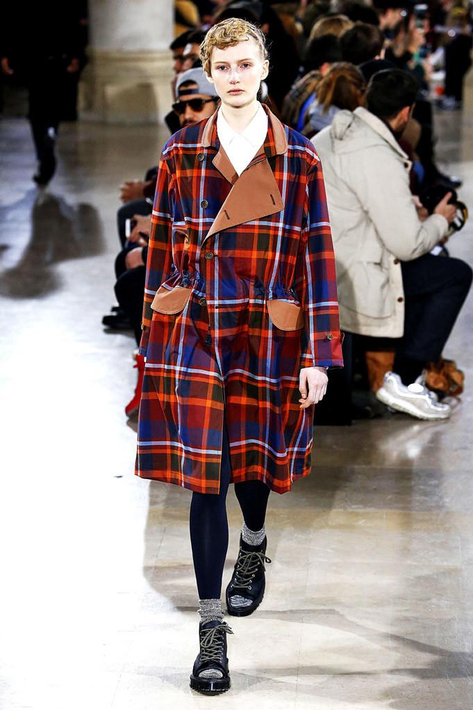 Julien David Paris Menswear Fall Winter 2017 January 2017