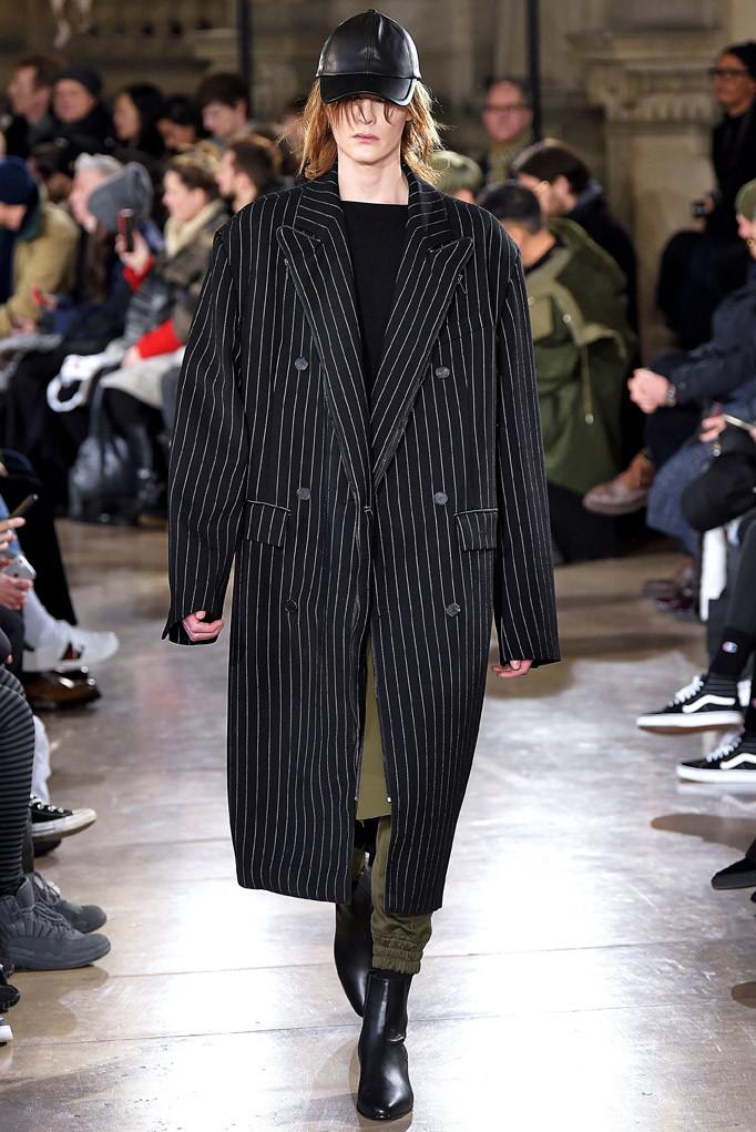 Juun J Paris Menswear Fall Winter 2017 January 2017