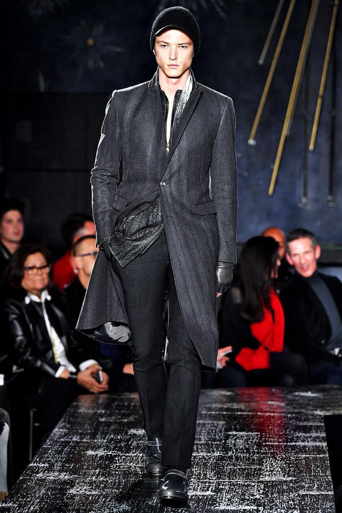 John Varvatos New York Menswear FW17 New York Jan Feb 2017