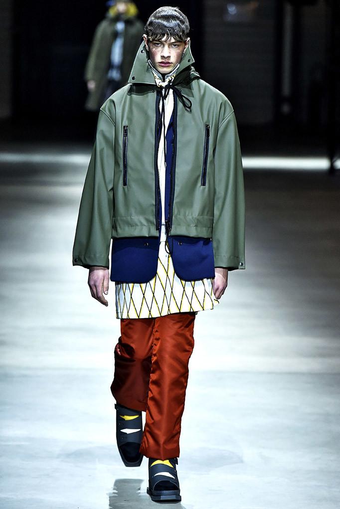 Kenzo Paris Menswear Fall Winter 2017 January 2017