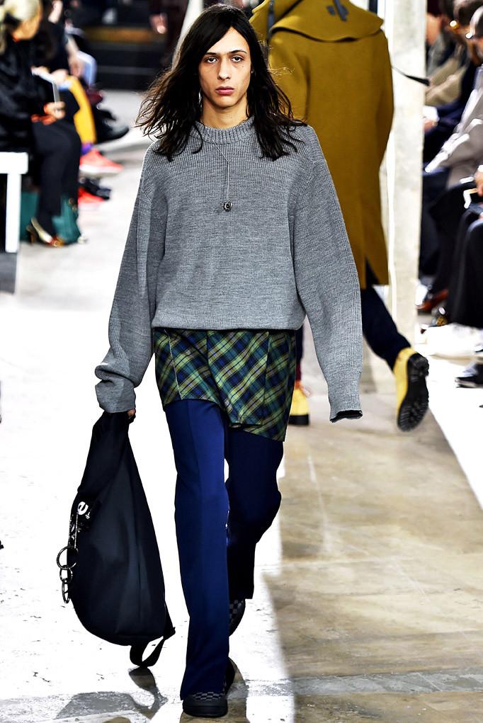 Lanvin Paris Menswear Fall Winter 2017 - January 2017